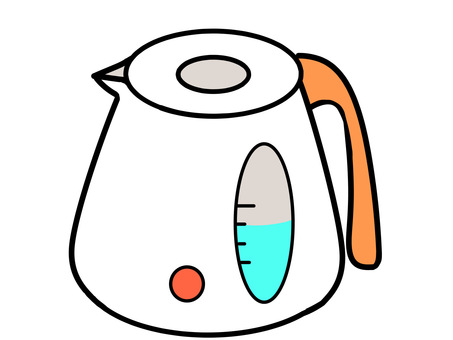 an electronic pot
