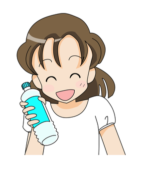 Please hydrate ♪