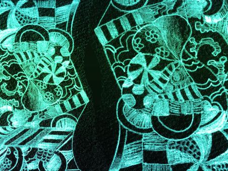 Background Hand Drawn 01