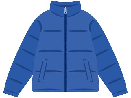 Down jacket - 01