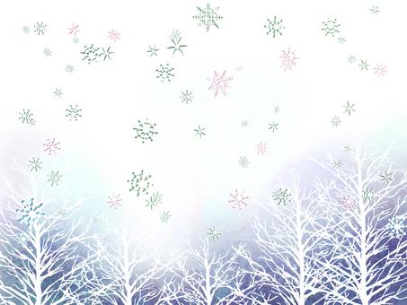 Winter trees 04