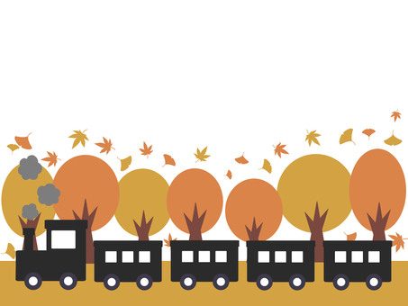 Train and Autumn