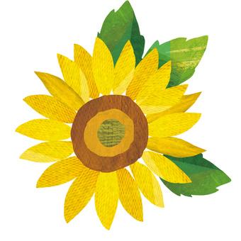 Sunflower Summer Collage