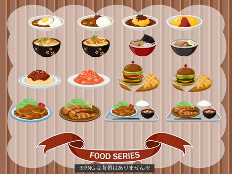 Food series1