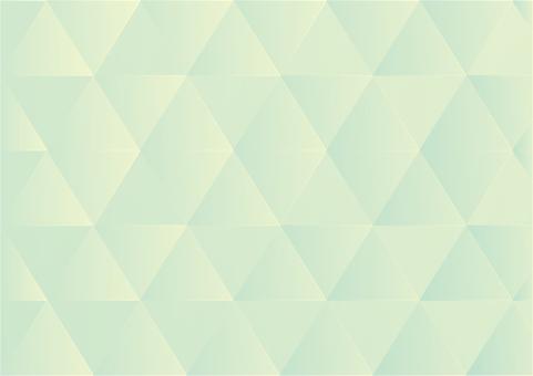 Background OO _ Triangular tile _ green