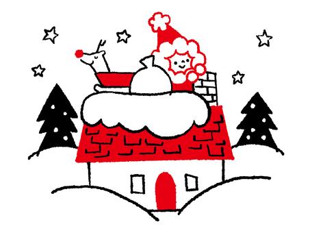 Momoko Santa also