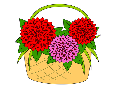 Dahlia ~ bouquet ・ flower gift
