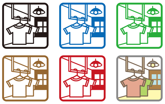 Room indoor items icon