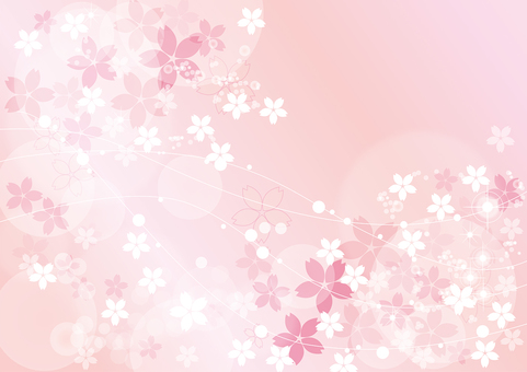 벚꽃 반짝 반짝 1