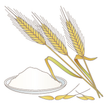 Food allergy display obligation goods _ wheat