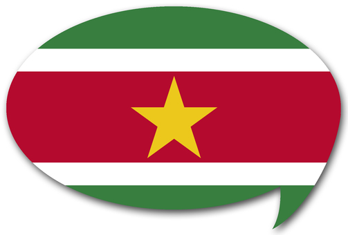 Flag of Surinam
