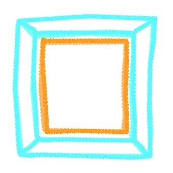 사각의 프레임 2