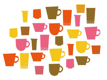 Various cups 4