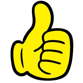 Good Good nice thumb yellow