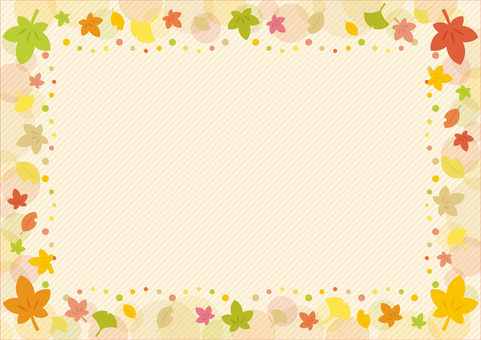 Fall image material 126