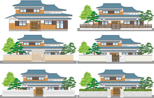 Japanese house with mochi summary 3