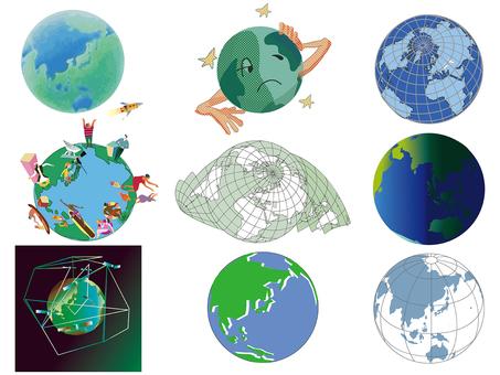 Earth set 1
