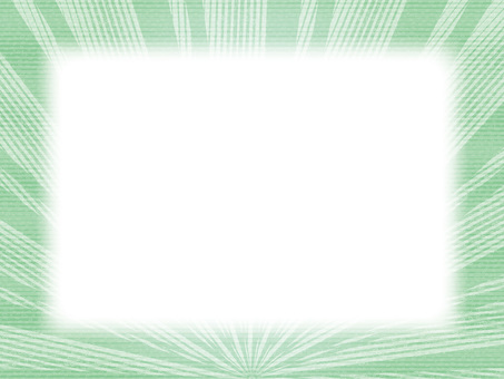 寬框架(20)太陽能地平線綠色