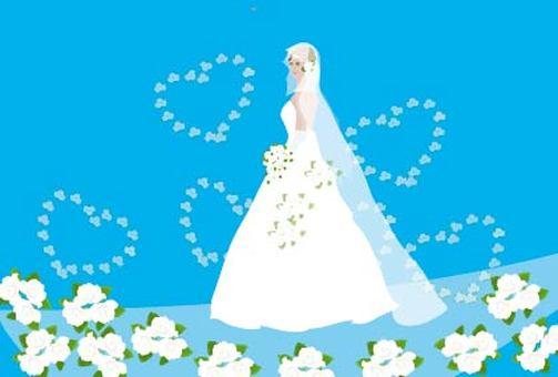 준 브라이드 5 월의 신부 웨딩