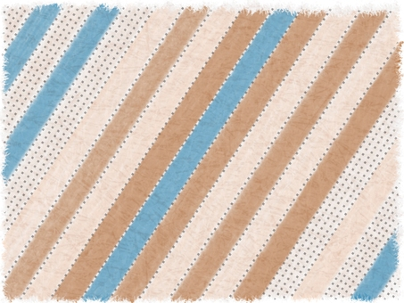 Hand painted background material (striped pattern 5)