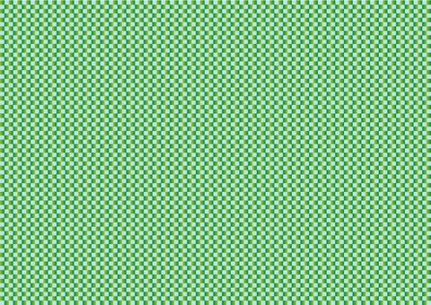 市松綠色漸變01