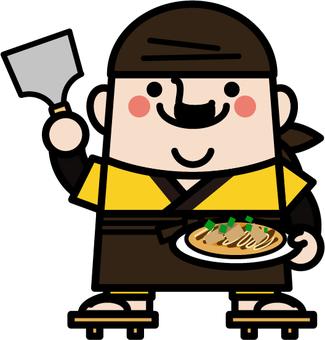 Uncle Fairy Okonomiyaki