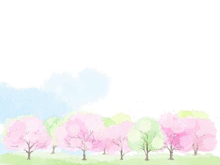 Spring scenery 7