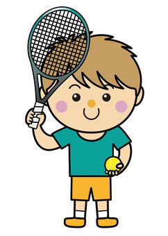 Boy 03_01 (tennis)