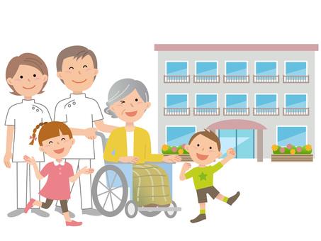 61014. Long-term Care Facility, Family and Caregiver 1