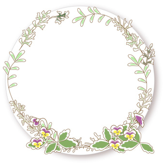 Flower wreath_32