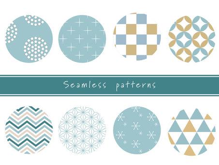 Pattern set / winter
