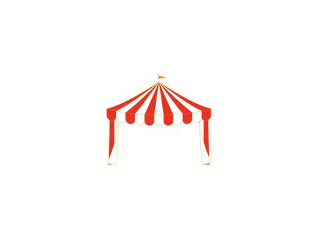 Circus tent (open)