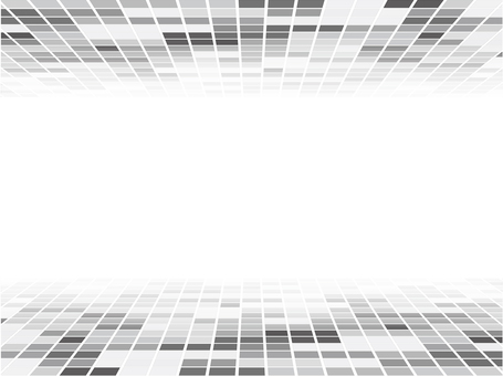 Background - Square Perspective - Gray