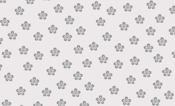 Adult Japanese pattern Modern floret background
