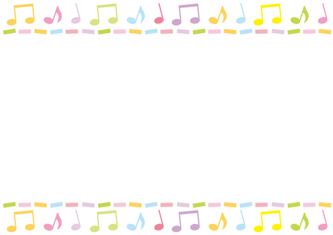 Frame - note B