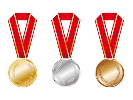 리본 메달