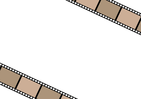 Film frame <oblique>