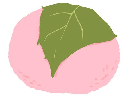 사쿠라 모찌 (단품)