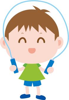 Cheerful boy 5
