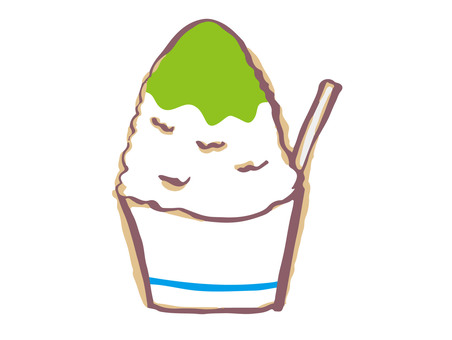 Shaved ice 3