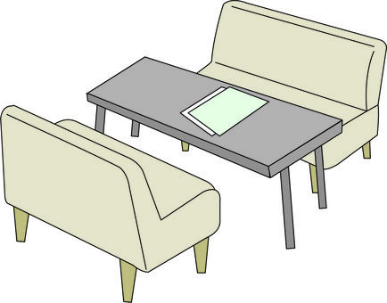 Reception set