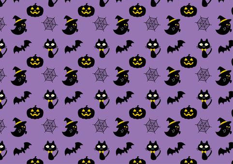 Halloween pattern 03