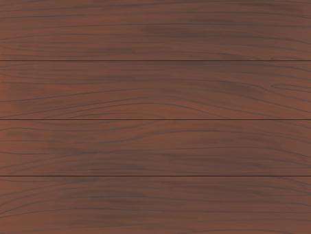 Wood board _ dark brown
