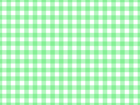 Green gingham check background