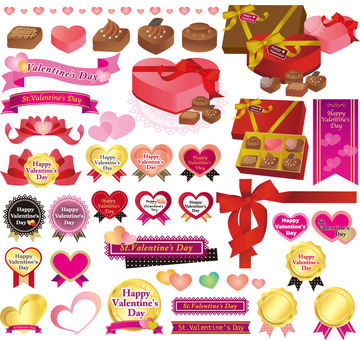 Valentine's Day Deluxe Set