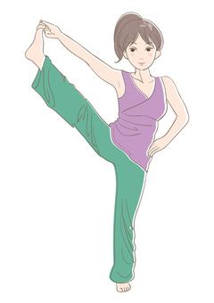 Yoga Women 3