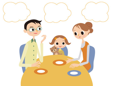Family conversation