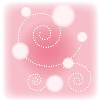 粉红色愈合的形象