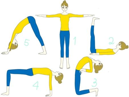 Tibetan exercise
