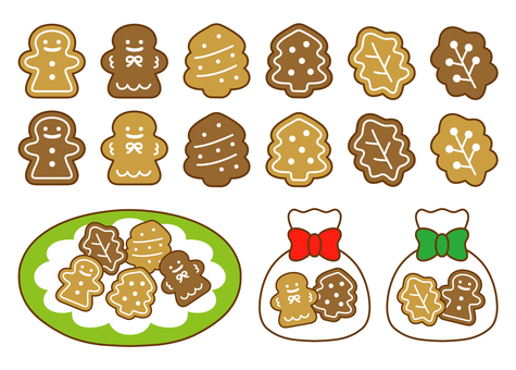 크리스마스 쿠키 1